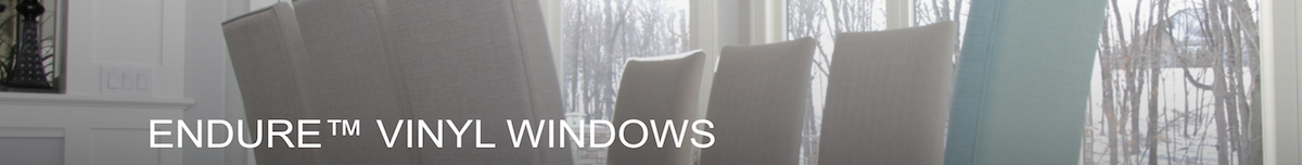 Endure Vinyl Windows